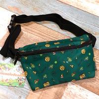 Nickelodeon Body Bag Turtles Green