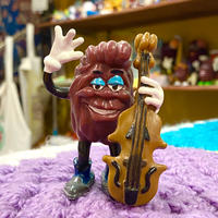 California Raisins PVC Violinist