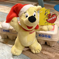 Santa HARIBO Gold bear Plush