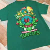Turtles T-Shirt Green