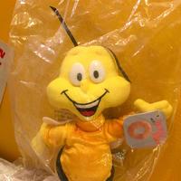 General Mills Honey Nut Cheerios Bee Bean Bag Doll