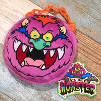 MY PET MONSTER Plush CD Case