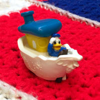 Donald Duck Burger King Meal Toy