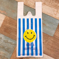 Vinyl Bag Smile Stripes M