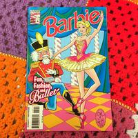 Barbie Comic P