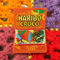 HARIBO Patch Croco