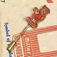 Flintstones Hat Pin Fred