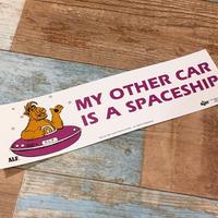 ALF Bumper Sticker B
