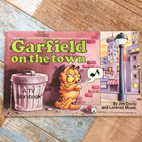 Garfield on the town Comic
