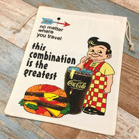 BIG BOY Drawstring Bag