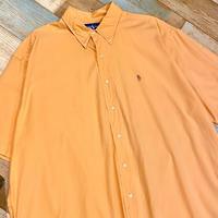Ralph Lauren Big Shirt Orange