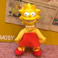 The Simpsons Doll  Lisa