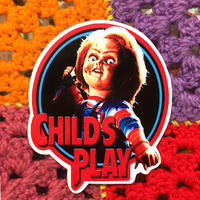 Child's Play Sticker