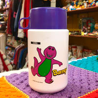 Barney Thermos Water Bottle