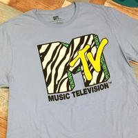 MTV T-shirt Light Blue
