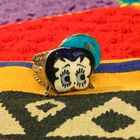 Zuni Betty Boop Ring