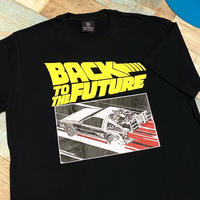 Back to the Future T-Shirt Black