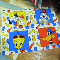 Looney Tunes Fabric