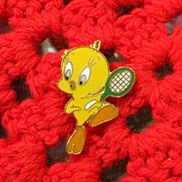 Tweety Pins Tennis