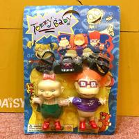 Rugrats Bootleg Figure Lil&Chucky