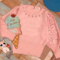 Angola Pink Sweater