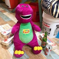 Big Barney Plush