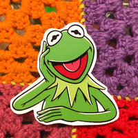 Kermit Sticker B