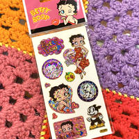 Betty Boop Holographic Sticker B