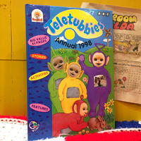 Teletubbies Book