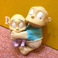 Rugrats Tommy&Dil Clip Doll