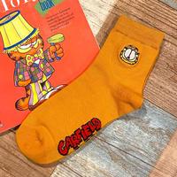 Garfield Socks Orange
