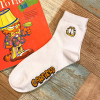Garfield Socks White