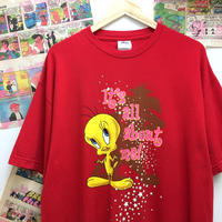 Tweety T-shirt Red