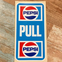 Pepsi Door Sticker B