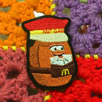 McDonald's Patch McNugget D