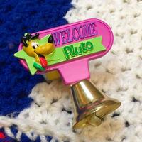 Disney Door Bell Pluto
