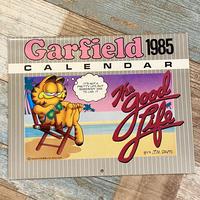 Garfield Calendar 1985
