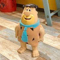 Flintstones Fred Rubber Face Doll