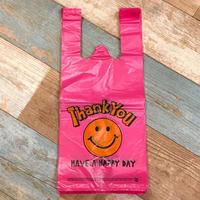 Vinyl Bag Smile Pink (M)