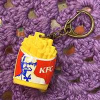 KFC Sharpener Keychain