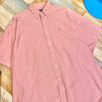 Ralph Lauren Big Shirt Red