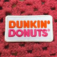 Dunkin' Dounts Patch