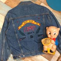 Pig Denim Jacket