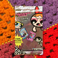 Power Puff Girls Trading Cards