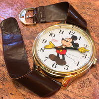 Mickey Mouse Lorus Wall Clock