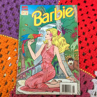 Barbie Comic K