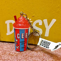 ICEE Keychain Red
