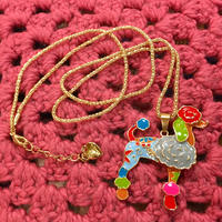 Colorful Necklace Poodle