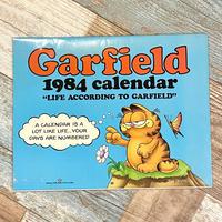 Garfield Calendar 1984