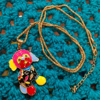 Colorful Necklace Dog B
